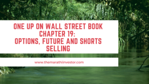 One Up On Wall Street: Chapter 19