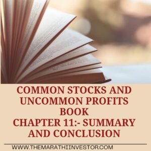 Common Stocks and Uncommon Profits book review